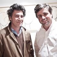 Con Guillermo