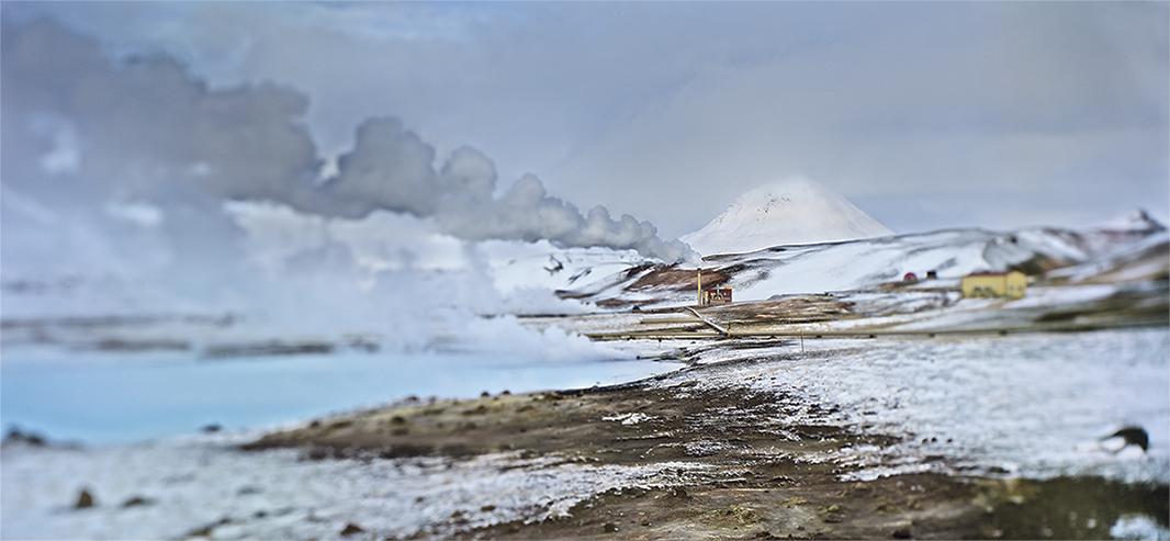 Bjarnarflag Islandia 2013 de Alfonso Zubiaga