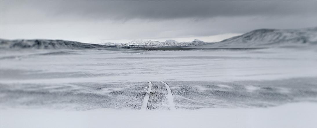 Road 1 I Islandia 2014 de Alfonso Zubiaga